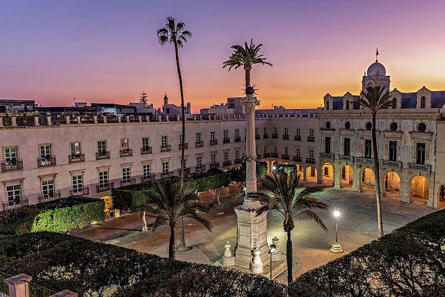 Plaza Almeria